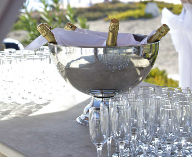 Leonardo Crystal Cove Hotel & Spa by the Sea - Wedding Coordinators at your Service
