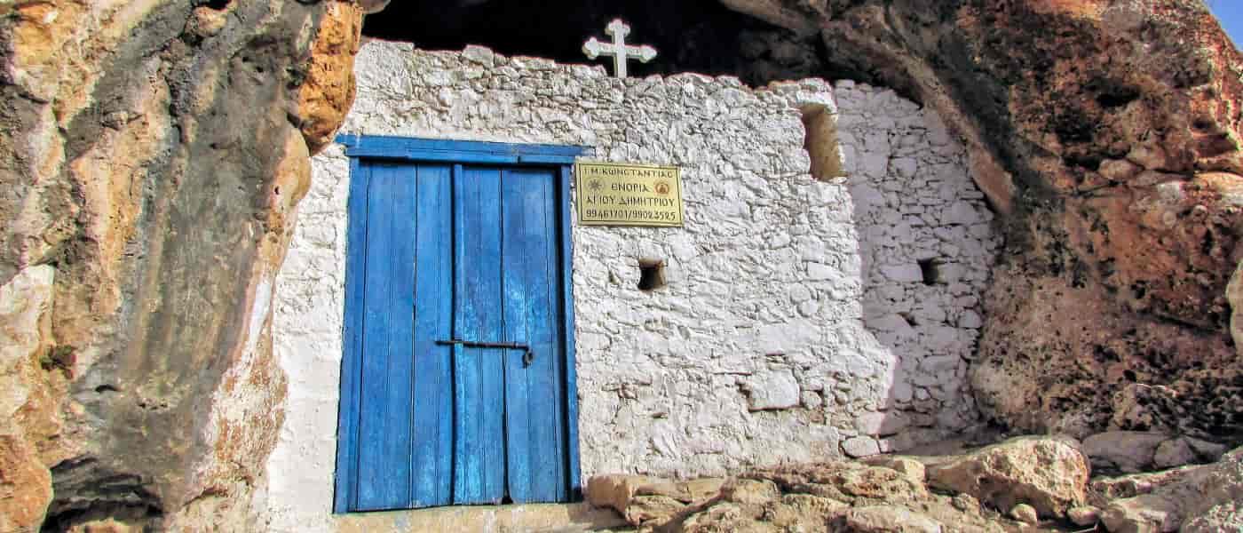 Leonardo Mediterranean Hotels & Resorts - Agioi Saranta Cave Church
