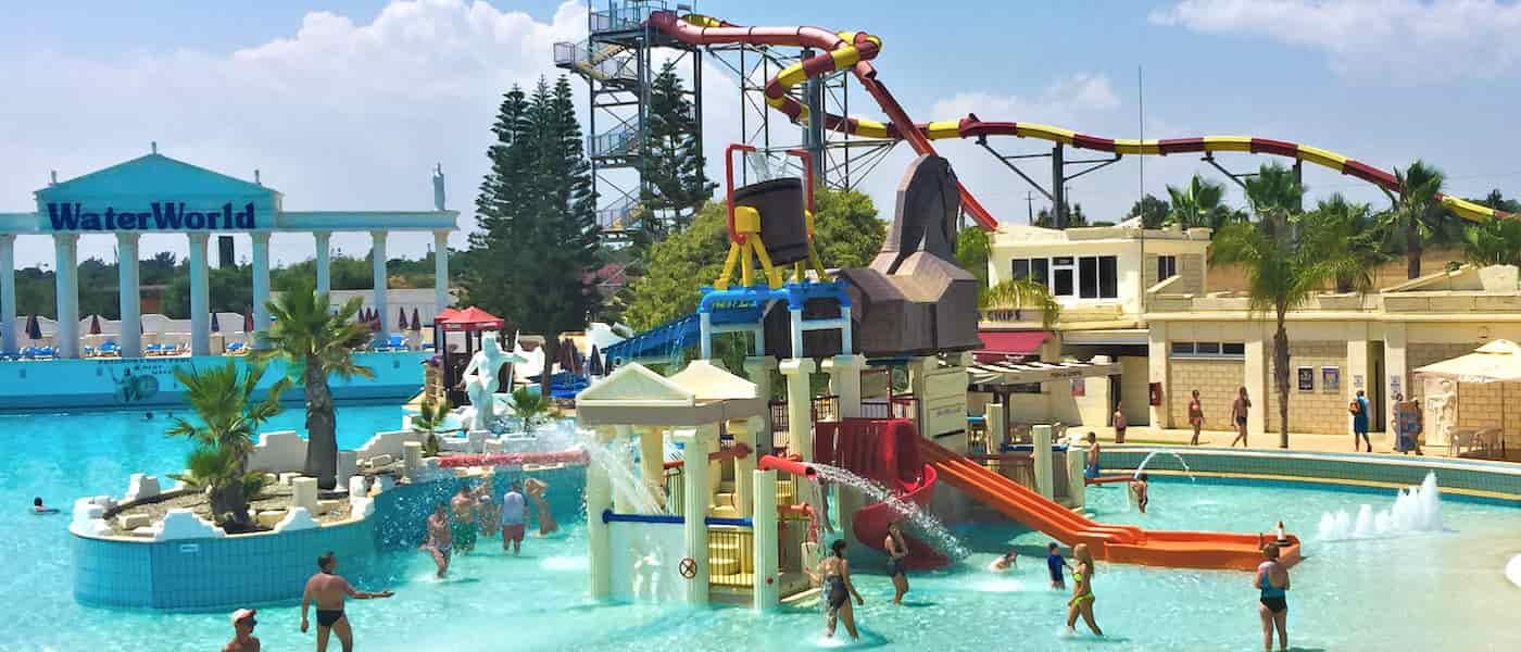 Leonardo Mediterranean Hotels & Resorts - Waterworld Themed Waterpark